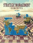 9780134393407: Strategic Management: Concepts