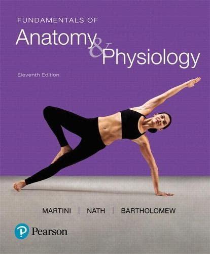 9780134396026: Fundamentals of Anatomy & Physiology