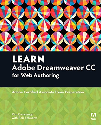 9780134396422: Learn Adobe Dreamweaver CC for Web Authoring: Adobe Certified Associate Exam Preparation (Adobe Certified Associate (ACA))