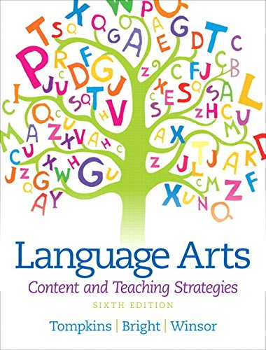 9780134396958: Language Arts: Content and Teaching Strategies, Sixth Canadian Edition (6th Edition)