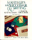 9780134398600: Strategies for Successful Writing: A Rhetoric, Research Guide, and Reader