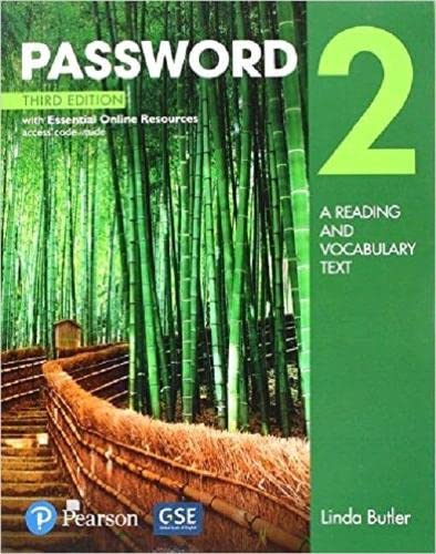 9780134399355: Password 2 with Essential Online Resources (3rd Edition)
