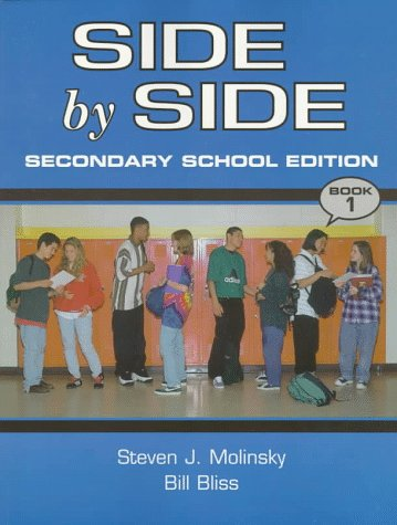 9780134401249: Side by Side Secondary School Edition Level 1 Book, Paper