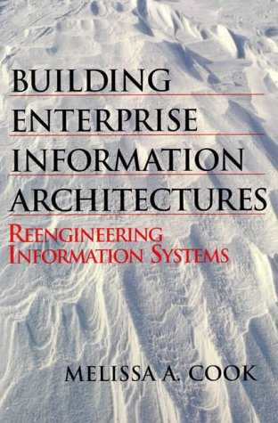 9780134402567: Building Enterprise Information Architecture (Hewlett-Packard Professional Books)