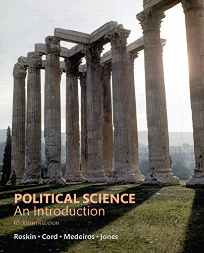 9780134402857: Political Science: An Introduction (14th Edition)