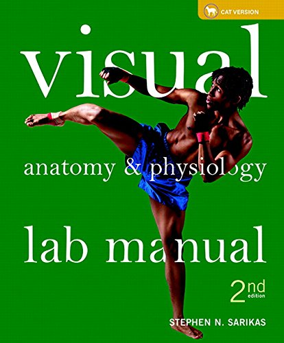 9780134403854: Visual Anatomy & Physiology Lab Manual, Cat Version (2nd Edition)
