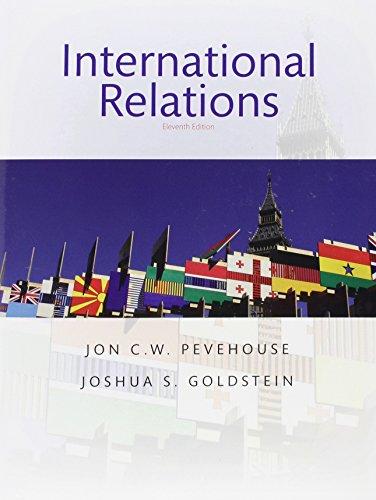 9780134404769: International Relations