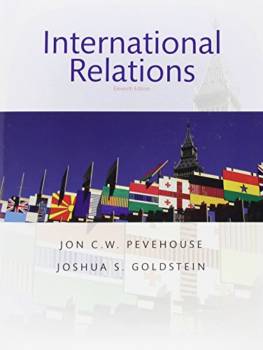 9780134404769: International Relations (11th Edition)