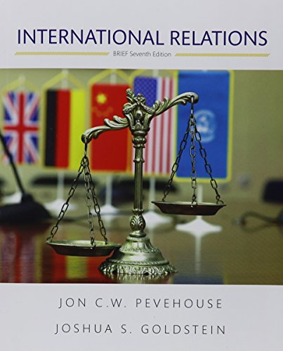 9780134406350: International Relations, Brief Edition (7th Edition)