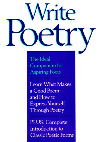 9780134412399: How to write poetry