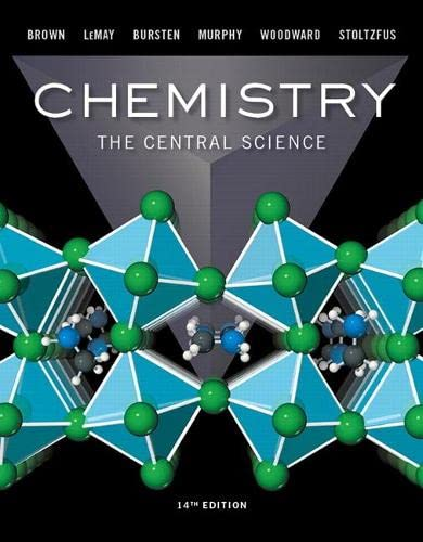 9780134414232: Chemistry: The Central Science (MasteringChemistry)