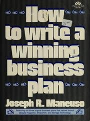 9780134415697: How to write a winning business plan