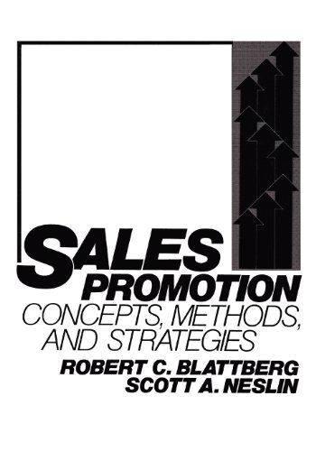 9780134423029: Sales Promotion: Concepts, Methods, and Strategies