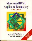 9780134423517: Structured Basic Applied to Technology