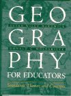 9780134423777: Geography for Educators: Standards, Themes, and Concepts