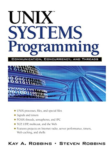 9780134424071: Unix Systems Programming: Communication, Concurrency and Threads: Communication, Concurrency and Threads