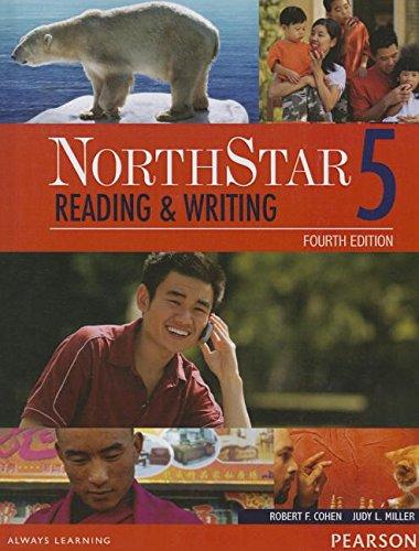 9780134424590: Northstar Reading & Writing 5, Domestic w/o MEL (ELT Custom Version)