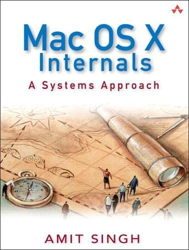 9780134426549: Mac OS X Internals: A Systems Approach (paperback)