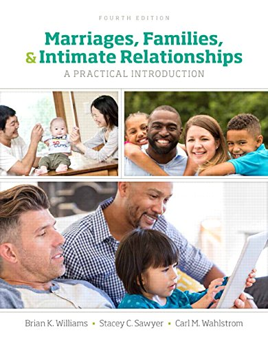 9780134426686: Marriages, Families, and Intimate Relationships (4th Edition)