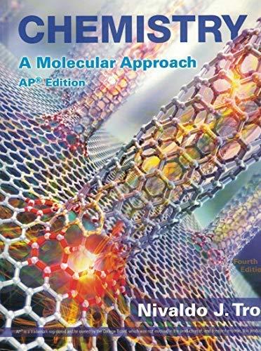 9780134429038: Chemistry A Molecular Approach, AP Edition