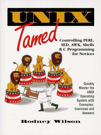 9780134430379: UNIX Tamed!