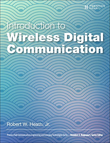9780134431796: Introduction to Wireless Digital Communication: A Signal Processing Perspective