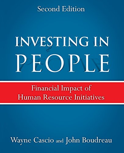 9780134431819: Investing in People:Financial Impact of Human Resource Initiatives