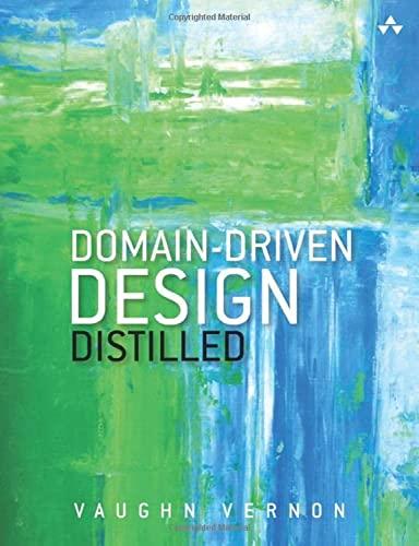 9780134434421: Domain-Driven Design Distilled [Lingua inglese]