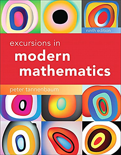 Excursions in Modern Mathematics Math -- (9th