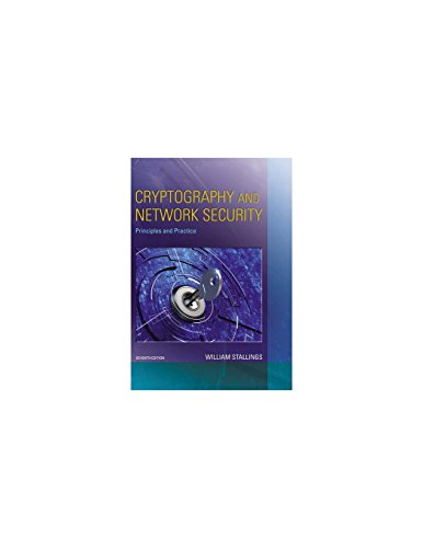 9780134444284: Cryptography and Network Security: Principles and Practice (7th Edition)