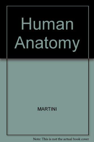 9780134446134: Human Anatomy