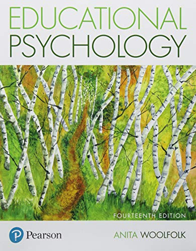 9780134446806: Educational Psychology plus MyLab Education with Pearson eText -- Access Card Package (14th Edition) (What's New in Ed Psych / Tests & Measurements)
