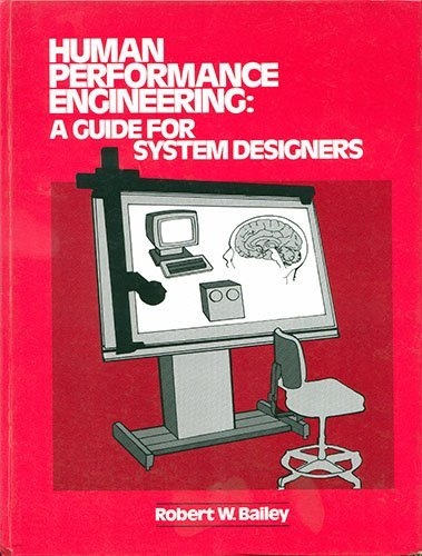 9780134453200: Human Performance Engineering: A Guide for Systems Designers