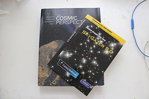 Essential Cosmic Perspective, Stargazer 5.0 Student Access Code Card (7th Edition): Jeffrey O. ...