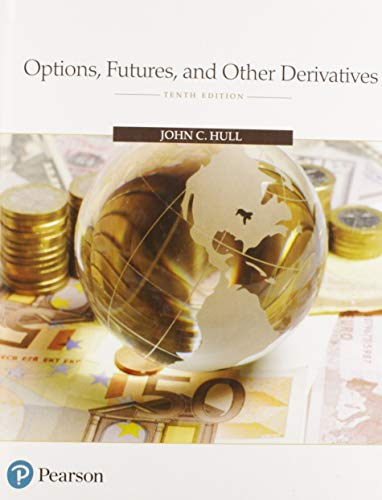 9780134472089: Options, Futures, and Other Derivatives