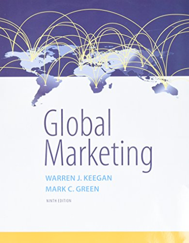 Global Marketing Plus Mymarketinglab with Pearson Etext -- Access Card Package (Hardcover): Warren ...