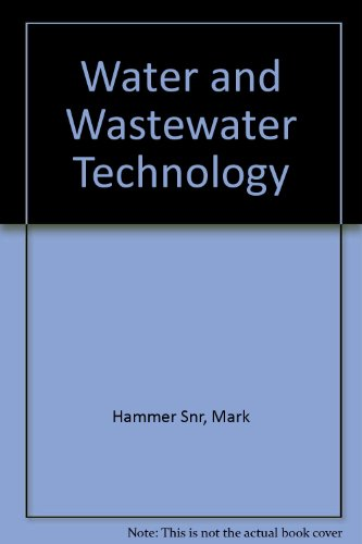 9780134472690: Water and Wastewater Technology
