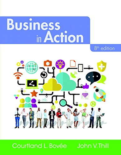 9780134473642: Business in Action Plus MyLab Intro to Business with Pearson eText -- Access Card Package (8th Edition)