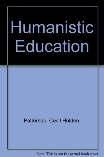 9780134477305: Humanistic Education