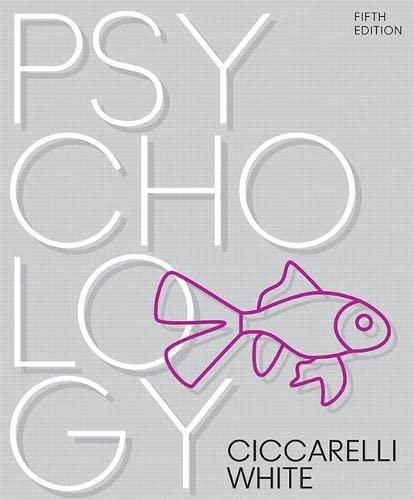 9780134477961: Psychology