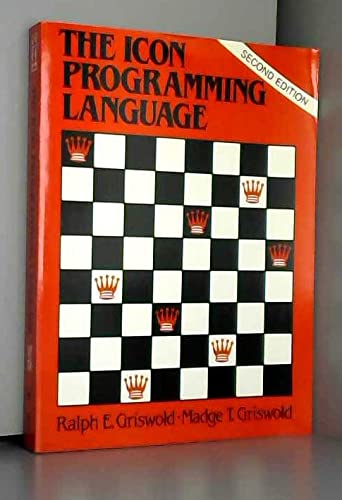 9780134478890: The Icon Programming Language (Prentice-hall Software Series)