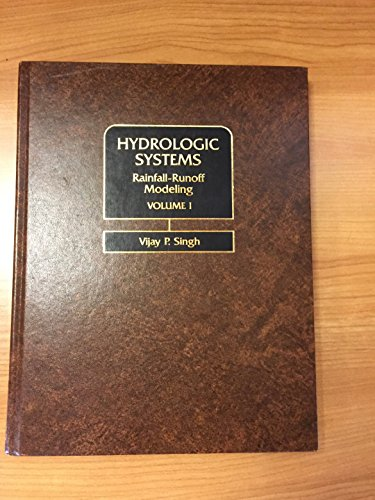 9780134480510: Hydrologic Systems: v.1: Vol 1