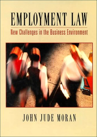 9780134482507: Employment Law: New Challenges in the Business Environment