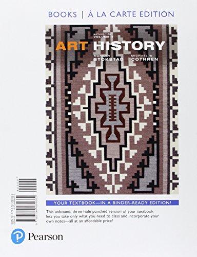a crtique of stokstad and cothren's Köp böcker av marilyn stokstad: art art history portables book 5 art: a brief history plus new mylab arts for art hist mfl.