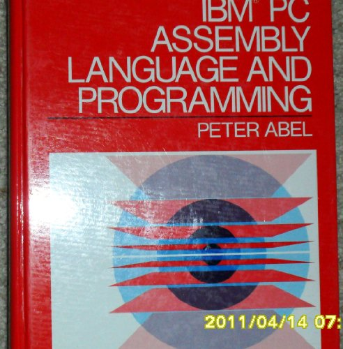 9780134489452: I. B. M. Personal Computer Assembly Language and Programming