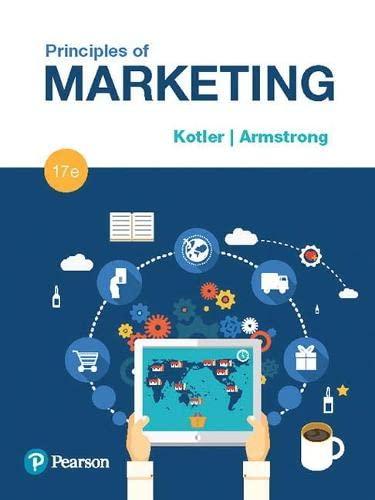 9780134492513: Principles of Marketing