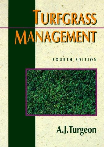9780134492575: Turfgrass Management