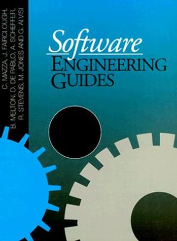 9780134492810: Software Engineering Guides