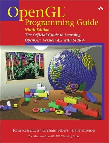 9780134495491: OpenGL Programming Guide