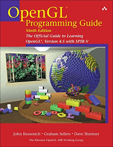 9780134495491: OpenGL Programming Guide: The Official Guide to Learning OpenGL, Version 4.5 with SPIR-V (9th Edition)